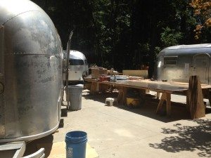 Airstream wagon circle