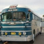 1948 Greyhound Bus